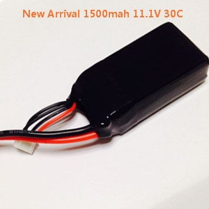 ZEDA 1500MAH 11.1V 30C for copter